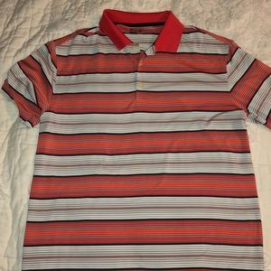 Nike Golf Polo Large Orange